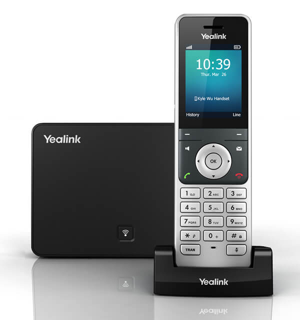 Yealink W56P IP and Media Phones