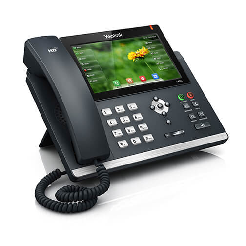 Yealink T48G IP and Media Phones